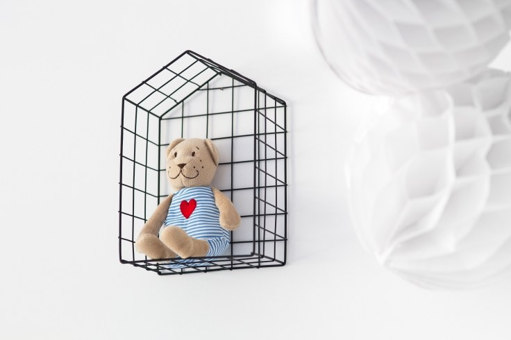 kaboompics.com_Little Teddy Bear with Red Heart